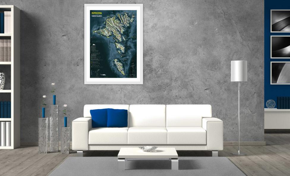 Poster FAROE ISLANDS