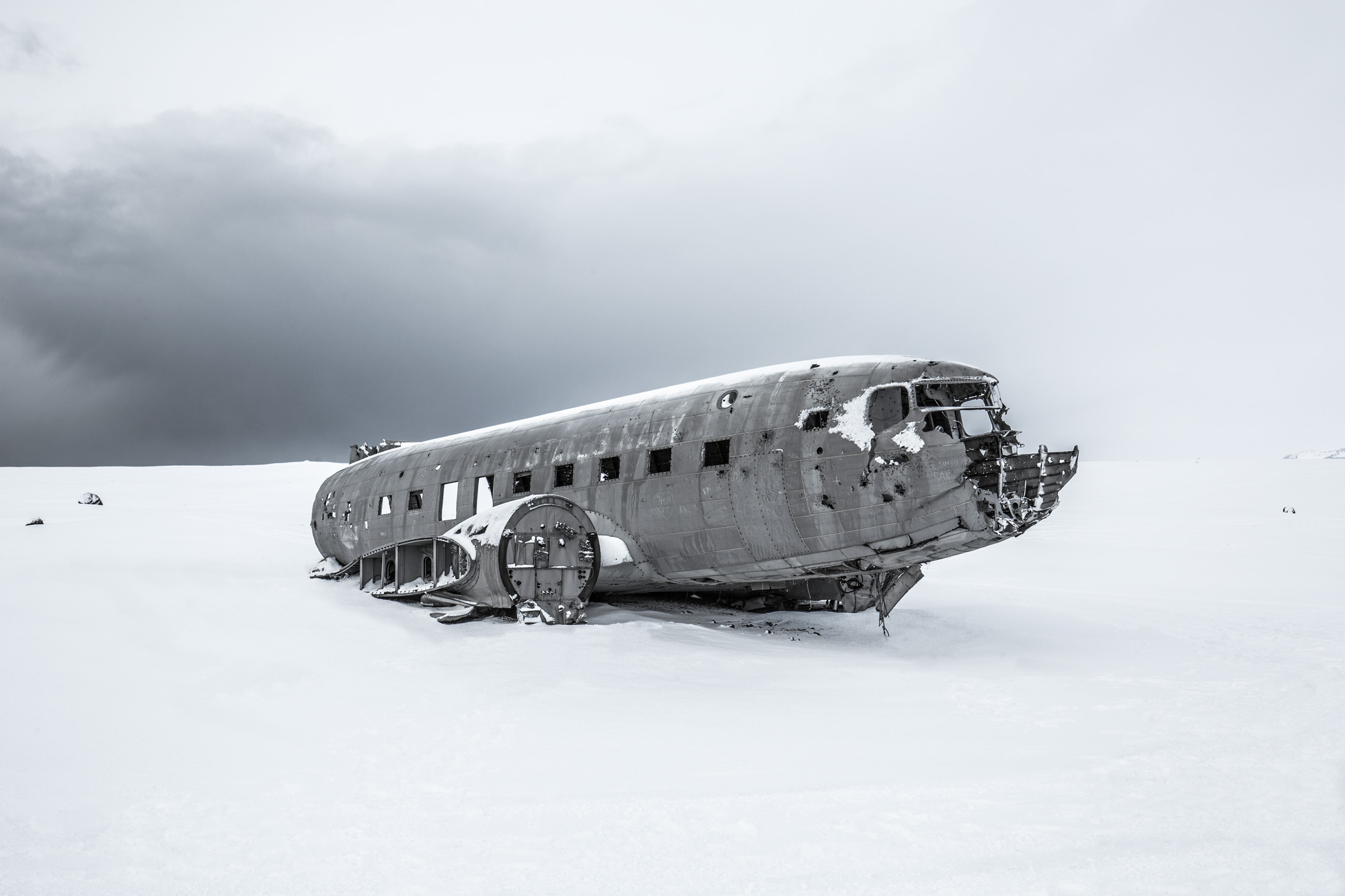 ICELAND-DC3-WINTER