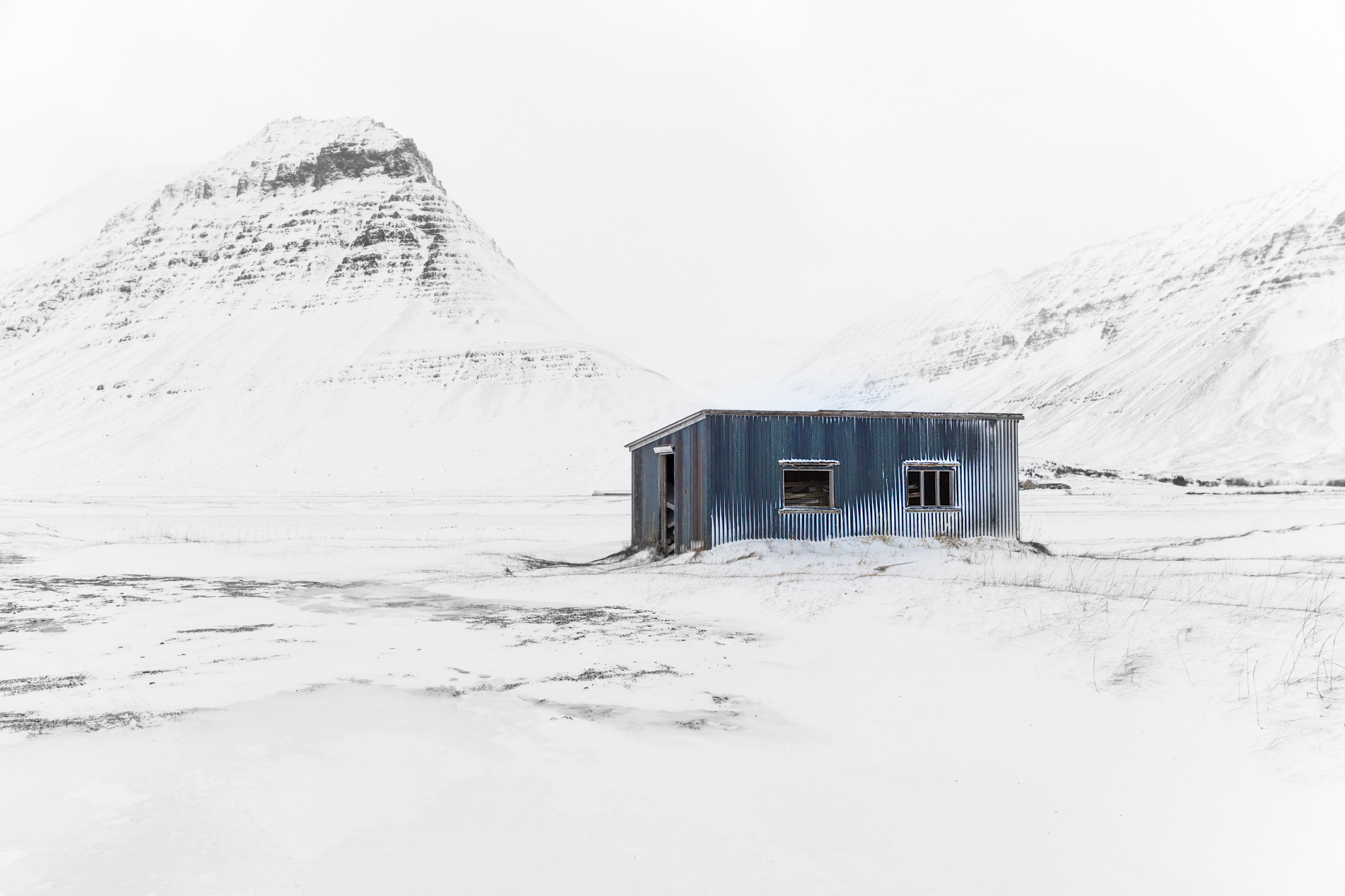 ICELAND-WESTFJORDS-WINTER